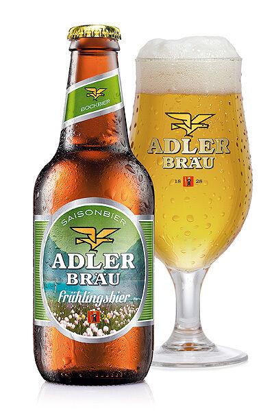 Saison Fruehlingsbier Brauerei Adler | Adlerbräu