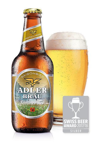 Saison Sommerbier Silber Brauerei Adler | Adlerbräu