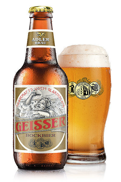 Sagenbier Neu Geisser Brauerei Adler | Adlerbräu