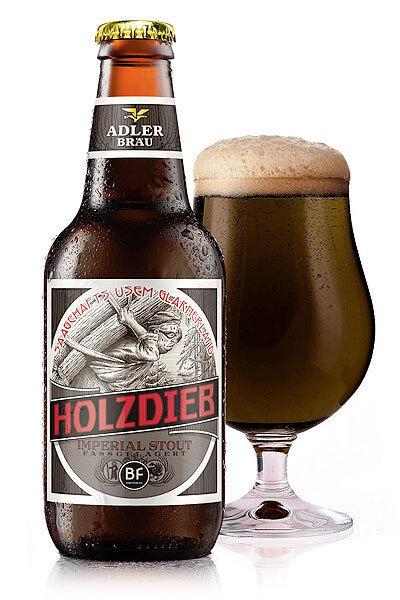 Sagenbier Neu Holzdieb Brauerei Adler | Adlerbräu