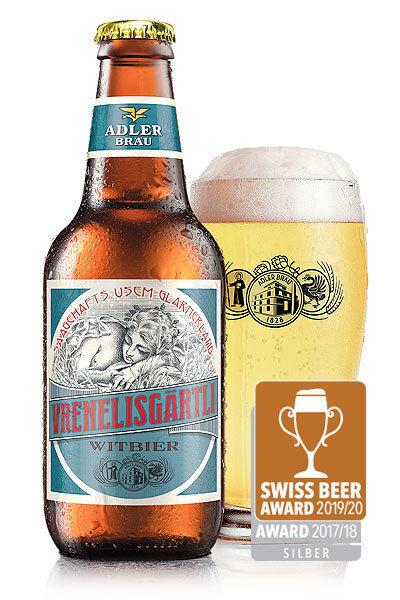 Sagenbier Neu Vreneli Sba19 Brauerei Adler | Adlerbräu