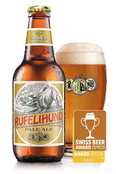 Sagenbier Neu Rufelihund Sba19 Brauerei Adler | Adlerbräu